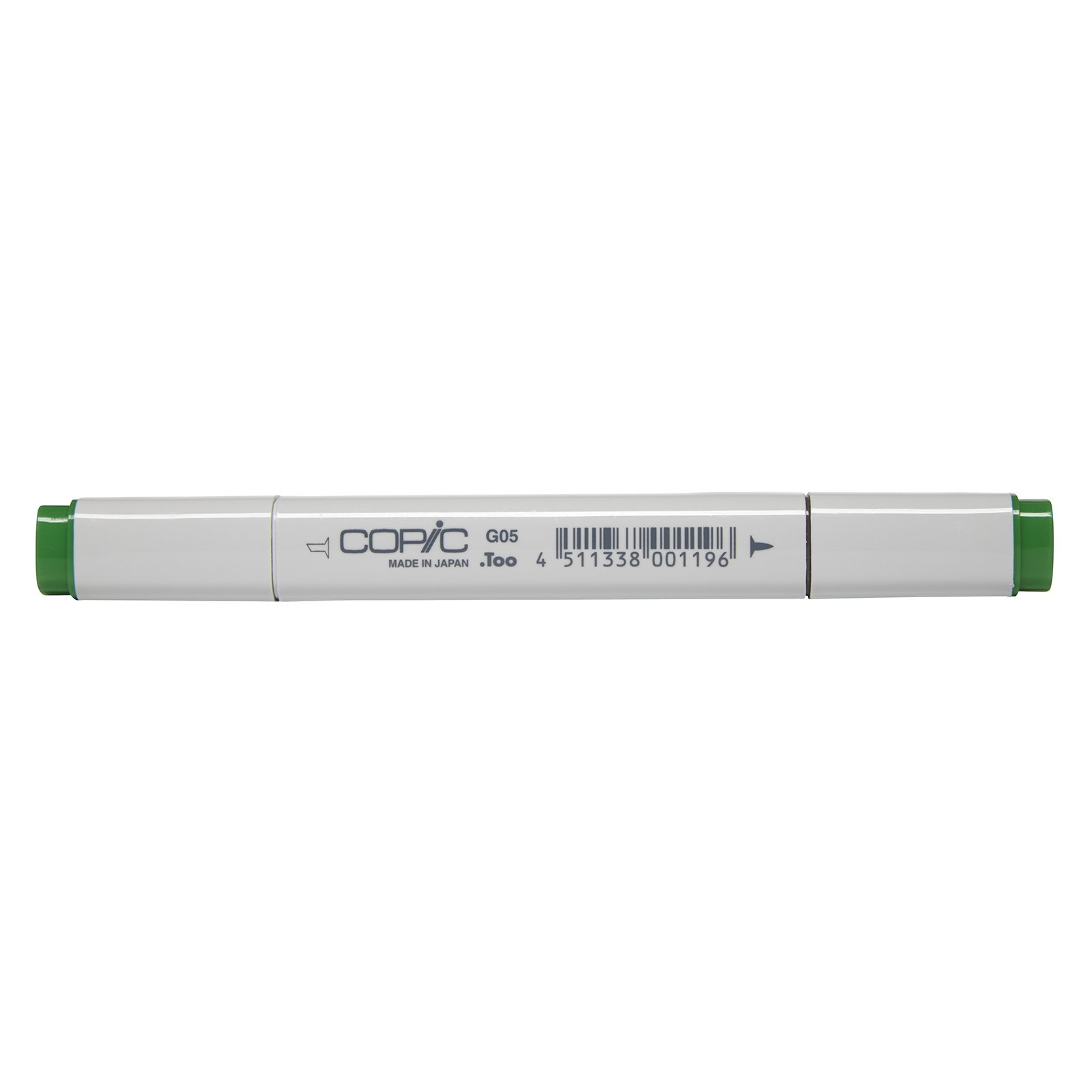 Copic Marker with Replaceable Nib, G05-Copic, Emerald Green