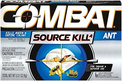Combat 45901 Ant Killing System Child-Resistant Kills Queen & Colony ()