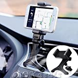 NPLE-- Black Car Air Vent Mount Cradle Holder Stand For Mobile Smart Cell Phone GPS Hot