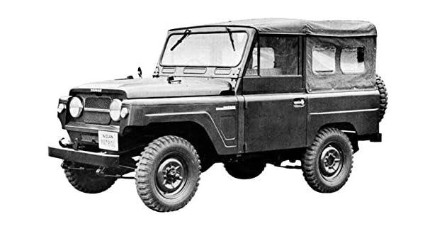 Amazon com: 1961 Nissan Patrol 60 Jeep Factory Photo