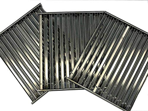 TEC Infrared Gas Grill Factory Sterling III Cooking Grate Set (3) Grates 12.75