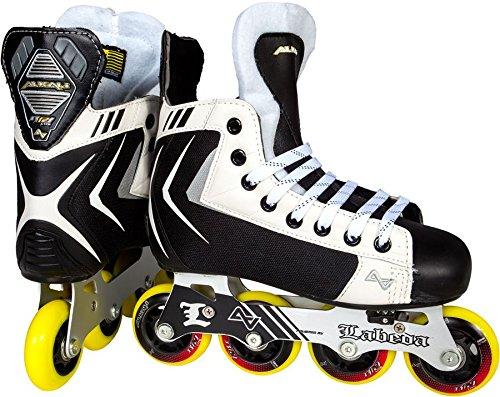 支出ためらう懐疑論Alkali RPD Lite調節可能なInline Hockey Skates (サイズ調整可能( jr2 – jr5 )