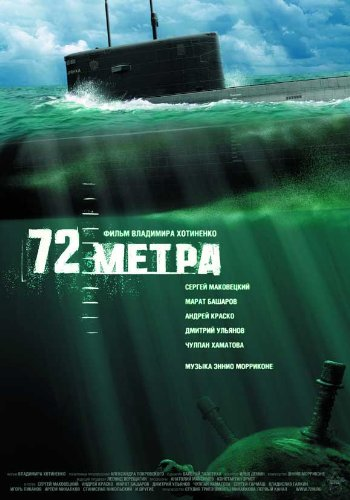 Cartel de la película de 72 metros ruso 11 x 17 - 28 cm x 44 ...