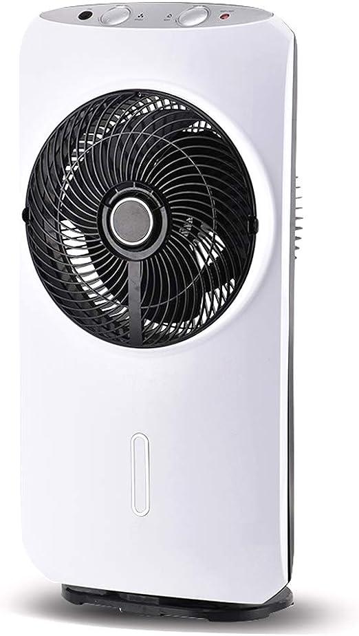 Aire acondicionado Ventilador de Piso doméstico atomizador ...