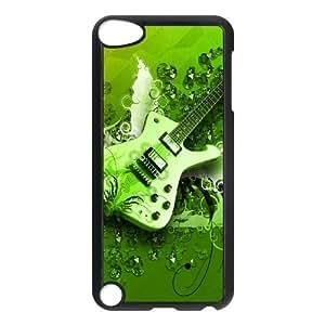 Ipod Touch 5 Phone Case Guitar AL390639