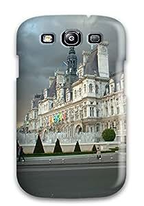 Yen Nguyen's Shop Hot Case Cover City Of Paris Galaxy S3 Protective Case