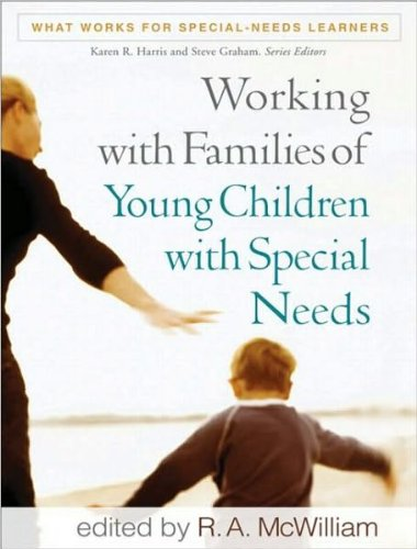 Working with Families of Young Children with Special Needs (text only) 1st (First) edition by R. A. McWilliam PhD PDF