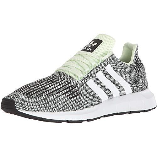 Adidas Run Trainers Aero J Textile Originals Youth Green Swift qr8qxwBn7