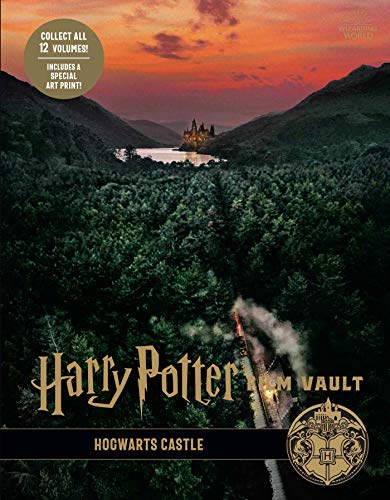 Harry Potter: Film Vault: Volume 6: Hogwarts Castle (Harry Potter Beast Vault)