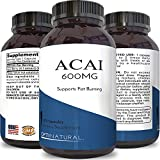 Cheap 100% Pure Acai Berry Extract Detox & Cleanse Weight Loss Supplement Increases Immune System Metabolism Boost Energy and Brain Function High in Antioxidants for Men and Women by Opti Natural