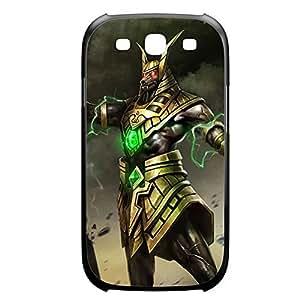 Nasus-002 League of Legends LoL Iphone 5C Plastic Black