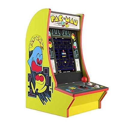 Image of Arcade 1Up Pacman Countercade, Tabletop Design Games