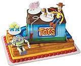 DecoPac Toy Story 3 Buzz, Woody and Friends Decoset