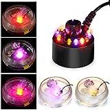 AGPtek Color Changing 12 LED Mist Maker Fogger