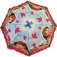 Berkshire Fashions Nickelodeon Toddler Girls Dora The Explorer Umbrella ONE Size