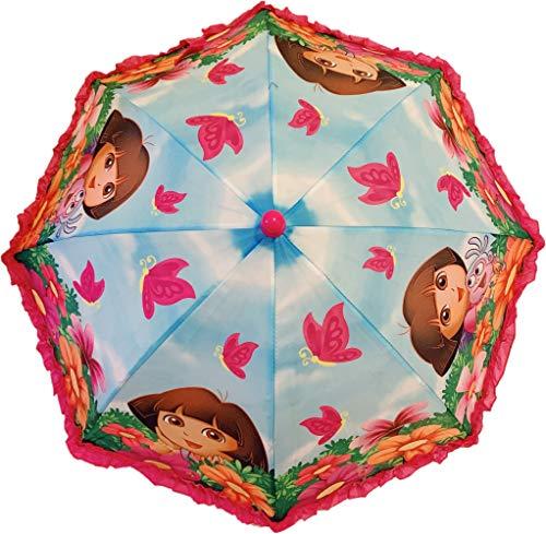 - Berkshire Fashions Nickelodeon Toddler Girls Dora The Explorer Umbrella ONE Size