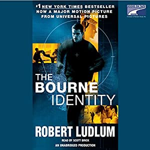 The Bourne Identity Audiobook