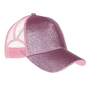 Pink Baseball & Snapback Hat For Women