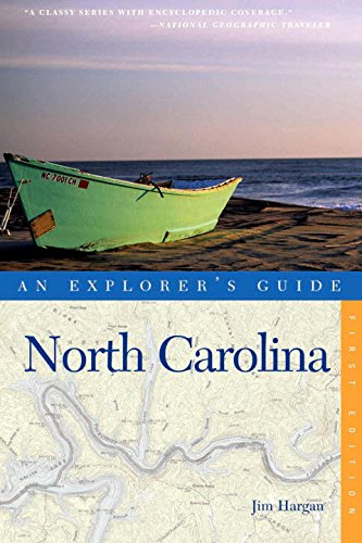 Explorer's Guide North Carolina (Explorer's Complete)