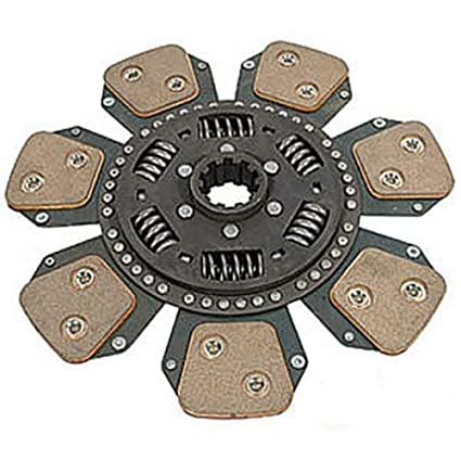 Amazon.com: All States Ag Parts Clutch Disc Ford 7610 7810 6610 5610 6810 New Holland TB120 TB100 82983565: Garden & Outdoor