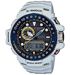 G-Shock Men's GWN-1000E White Watch