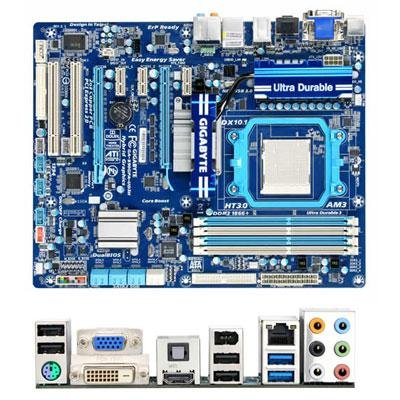 Gigabyte GA-890GPA-UD3H Drivers Windows XP