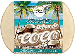 Jabon De Coco (Coconut Soap)12 Bars $14.99 High Quality Use Once and See the Difference