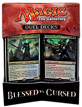 Duel Deck Blessed vs. Cursed - English Decks - Magic: The Gathering