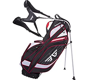 Eagole Super Light 4.3 Lbs, Golf Stand Bag with 8 pockets (one cooler pouch)