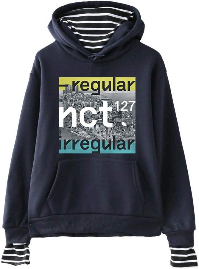 Fittrame NCT 127 Merchandise Hoodie Pullover Kpop Sweatshirt Multiple Colors