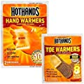 Toe Warmers (2) toe and (10) hand