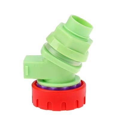 Sharplace Grifo de Plástico para Cubo de Agua Botella de Líquido Accesorios para Hogar Jardín