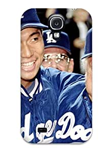 Sarah deas's Shop dodgers los angeles MLB Sports & Colleges best Samsung Galaxy S4 cases