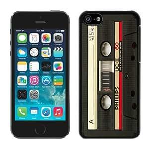 BINGO new arrived Audio Cassette iPhone 5C Case Balck Cover 3 by mcsharks