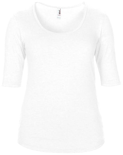 Anvil Damen T-Shirt * Einheitsgröße Gr. XS, weiß