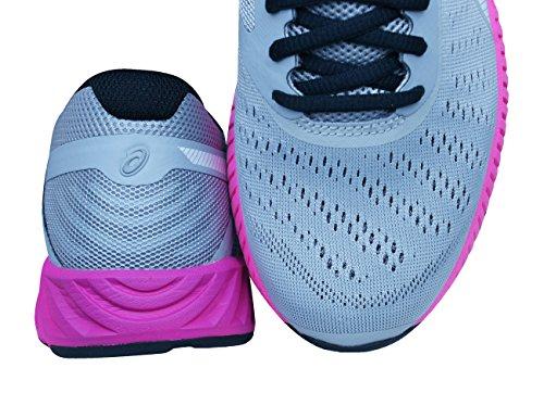 Asics Fuze X Lyte ara mujer zapatillas de deporte corrientes Grey