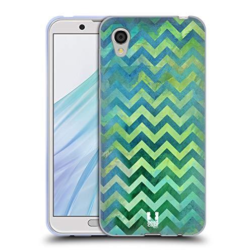 sharp aquos phone case chevron - 9