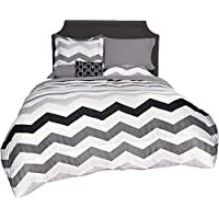 Beco Home Bedding Collection: 8 Piece Bed-in-a-Bag Comforter Set