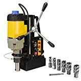 Steel Dragon Tools MD50 Magnetic Drill with 7pc 1″ HSS Annular Cutter Kit Review