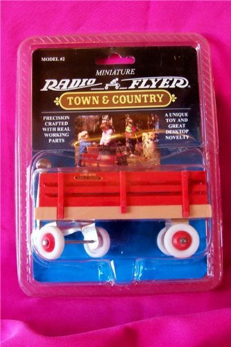 Miniature Radio Flyer Town & Country (Radio Flyer Miniature)
