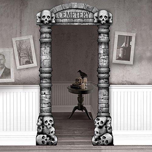 Cemetery Entrance - 3
