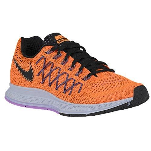 Nike Women's Air Zoom Pegasus 32 Running Shoe-Bright Citrus/Black (5)