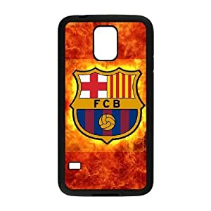 Barcelona Football Samsung Galaxy S5 Cell Phone Case Black delicated gift US6045043