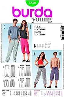 9e48cc18729f1 Amazon.com  Jalie Ladies   Girls Easy Sewing Pattern 3022 Yoga Pants ...