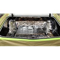 HushMat 570204 Sound and Thermal Insulation Kit (Triumph TR6 - All Years Trunk)