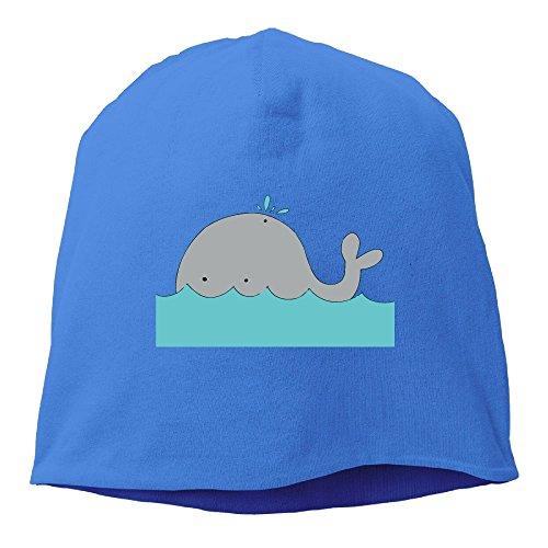 Man Eater Shark Hat (FarAwayFromHome Mens&Womens Cute Shark Beanie Cap, Slouchy Hip-hop Knitted Hat)