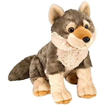 ty beanie babies howl the wolf coyote dog toys games. Black Bedroom Furniture Sets. Home Design Ideas
