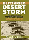 Book cover for Blitzkrieg to Desert Storm: The Evolution of Operational Warfare