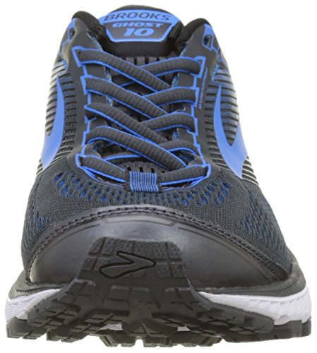 de 10 Chaussures Noir Gris Blue Charcoal Homme Brooks Metallic Ebony Electric Gymnastique Ghost Aq51HTTWt