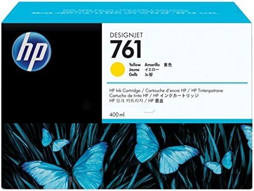 HP CM 992 A cartucho de tinta amarillo para HP Designjet T 7100/7100 106.68 cm/152.4 cm: Amazon.es: Informática